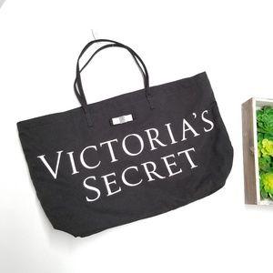 Victoria's Secret Logo Tote Bag NWT
